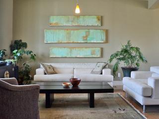 Clean, open and zen atmosphere