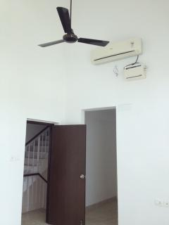3BHK furnished villa in a quiet Gated community, Chennai (Madras)