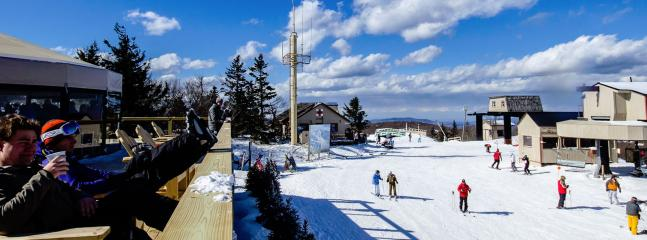Skybar at Beech Mountain Ski Resort (formerly Ski Beech)