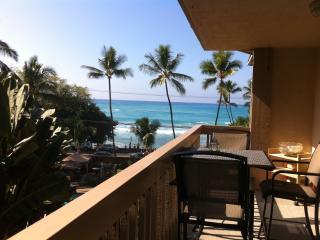 Great Ocean View in a smaller complex in Kona, Kailua-Kona