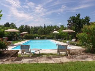 Independent Villa with pooll  between Anghiari