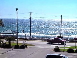 Gulf View 306*10%OFF April1-May26*Gulf Views-Across St from Miramar Beach!, Destin