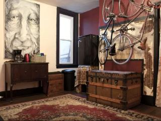 Eclectic chill private room., Philadelphie