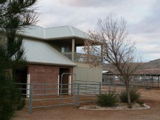 River's Edge Ranch...Home on Top of The Barn