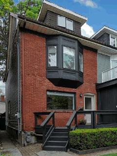 Family house in Vibrant Danforth Area