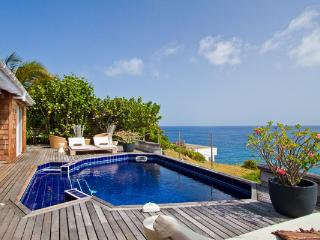 Attractive villa with open views over ocean & neighboring islands WV JPC, Gustavia