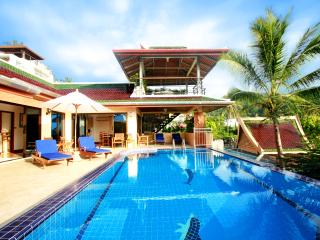 Winner - Best villa with private pool and chef, Kata Beach