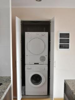 apartment laundry dryer