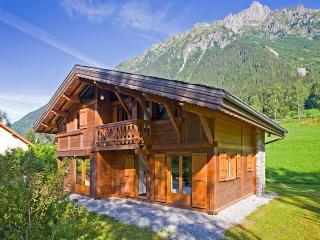 Chalet Shangri-la, Sleeps 10, Chamonix