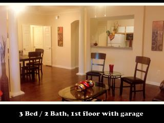 #317- Furnished Apt 1st Floor w/ Garage, POOL VIEW, Stafford