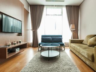 4 mins Walk to KLCC 2 bedrooms Soho Suites for 6, Kuala Lumpur