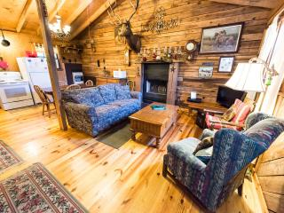 A Cabin you can call HOME!/Panther Lodge, Cherokee