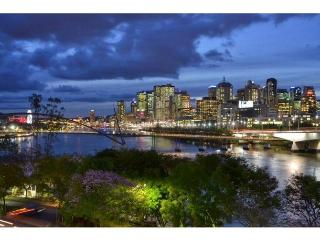 Brisbane City Southbank Pad