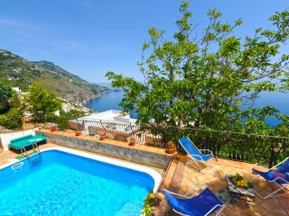 3 bedroom Villa in Praiano, Campania, Italy : ref 5311792