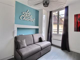 Petit Charlot, modern Studio !, Paris