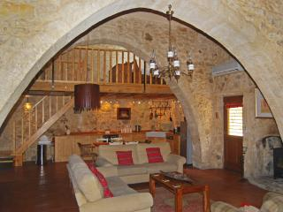 Venetian Olive Mill with annexe in Orange Grove, Maroulas