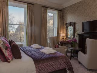 Castle View at Castle Terrace, Edimburgo