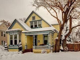 Quaint Victorian Apartment in Salt Lake City - 7 Minutes to Downtown