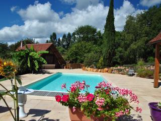 charmante maison périgourdine et piscine chauffée