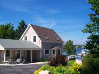 A Waterfront Rental: Homeport, Bass Harbor