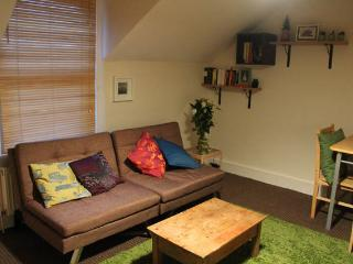 Welcoming flat in trendy Stokey, London