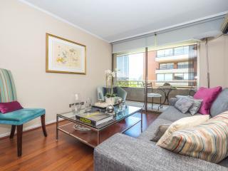 Elegant 2 Bedroom Apartment Near Parque Araucano, Santiago