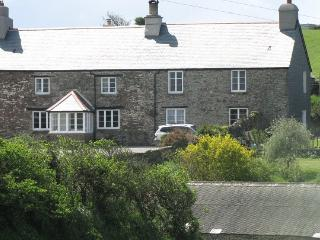 Worswell Barton Farmhouse B&B