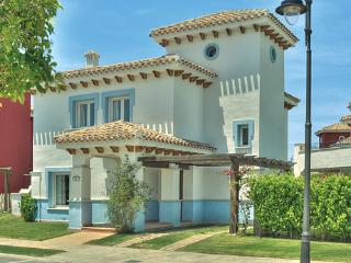 Holiday villa with private pool and garden., Torre-Pacheco