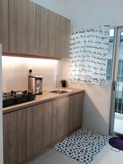 First floor:  3. Kitchen