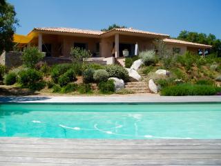 Villa Corse 8P piscine plage 300m 15km Porto Vecchio, Sainte Lucie De Porto Vecchio