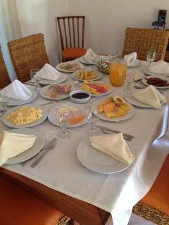 Breakfast made by Private Chef