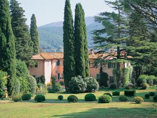 villa cardinale, Lucca