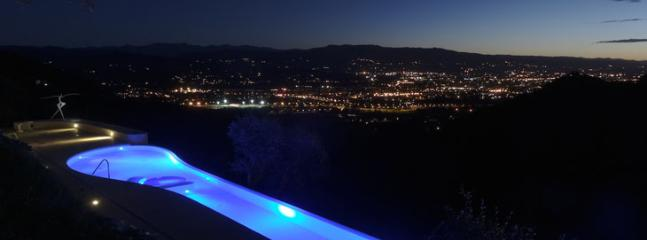 View of Luca at 5 am