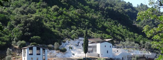 main villa and guest house