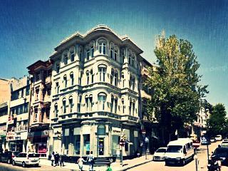 fatih cami aparts, Istanbul