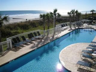 Oceanfront 3BR-Indoor Pool, North Myrtle Beach