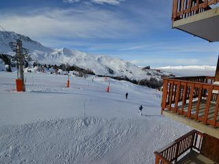 Duplex for 8 pax on the slopes, Macot-la-Plagne