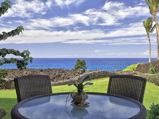 Ocean Front at Hali'i Kai, Best Location in Resort, Waikoloa