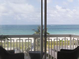 Direct Beach view, Miami Beach