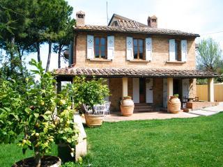 4 bedroom Villa in Montaione, Tuscany, Italy : ref 5226855