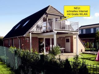 Ferienhaus Krabbe, WLAN, 150m Strand, 2-8 Personen, Friedrichskoog