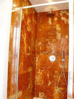 Shower (bathroom 1)