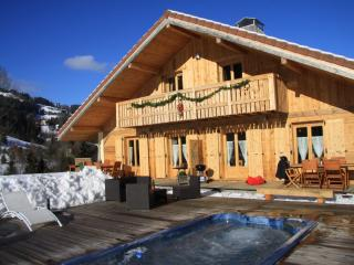 Charming apartment in the mountain, Saint-Gervais-les-Bains