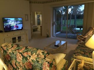 Stoneybrook Country Club Condo Rental 4TH FAIRWAY, Sarasota