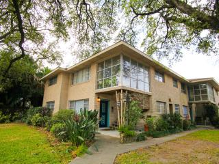 Mid-Century Modern Charm in High Demand Neighborhood Off-street  Parking