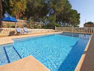 3 bedroom Villa in Benissa, Valencia, Spain : ref 5487655