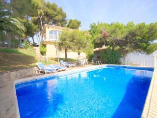 5 bedroom Villa in Benitachell, Valencia, Spain : ref 5505741