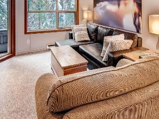 Aspens #115, 1 Bdrm, Ski-in Ski-out, Serene Forest View, Free Wifi, Whistler