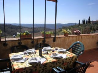 Peacefull 3 bedroom/2 bath Villa in Chianti-Siena