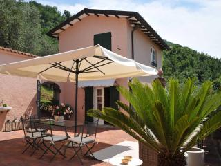 Charming country villa, Jacuzzi pool, Sauna, A/C, few mins beaches & 5 Terre
